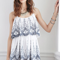 Raga LA Embroidered Cami Dress
