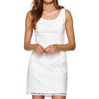 Meredith Scoop Neck Sheath Dress - Lilly Pulitzer