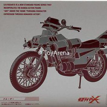 S.H. Figuarts Masked Kamen Rider Cruiser Exclusive Action Figure Bike Motorcycle