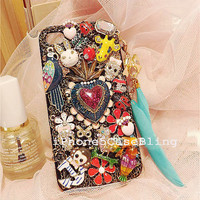 iPhone 5 Case, iPhone 4 Case, iPhone 4s Case, Unique iphone 4 case, cute iphone 5 case, Cool iphone 4 case, halloween iphone 4 case charm