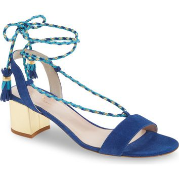 kate spade new york manor lace-up sandal (Women) | Nordstrom