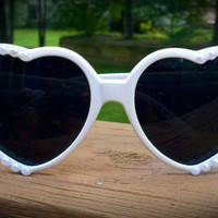 Pinup Hello Kitty Sunglasses One of a Kind by Sugar and Speisz