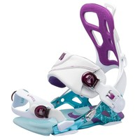 Gnu B-Free Bindings 2013/2014 (White) Snow Bindings Womens Bindings at 7TWENTY Boardshop, Inc