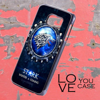 Game of Thrones Inspired Winter Is Coming Stark For iphone, ipod, samsung galaxy, HTC and Nexus PHONE CASE