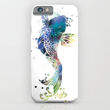 Koi iPhone & iPod Case by artsaren