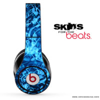Glowing Music Notes Skin for the Beats by Dre
