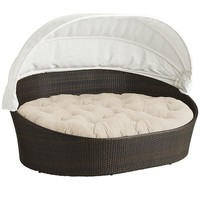Double Sunasan™ Bed - Mocha
