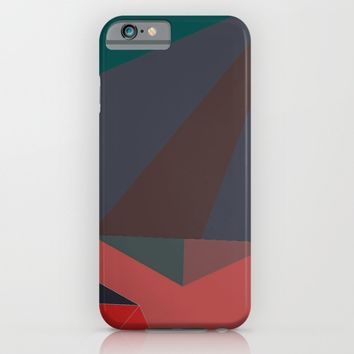 Shape Play 2 iPhone & iPod Case by Ducky B