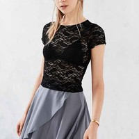 Kimchi Blue Sweet Thing Lace Tee