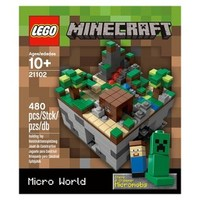 LEGO Minecraft Micro World 21102