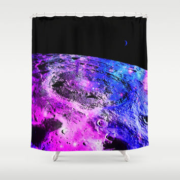 PLAnet Shower Curtain by 2sweet4words Designs