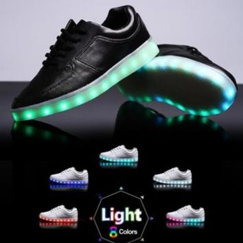 Light up Shoes - Black - Light Up Shoes - Women's