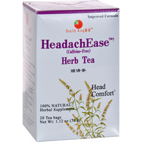Health King Headachease Herb Tea - 20 Tea Bags
