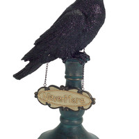 Dia de Los Muertos Collection Spooky Crow Figurine