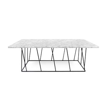 Helix 47x30 Marble Coffee Table 189042-HELIX47MAR