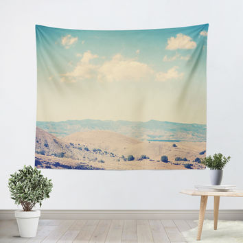 Wild West Tapestry