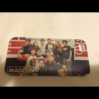 Old Magcon Tour iphone 5/5s case