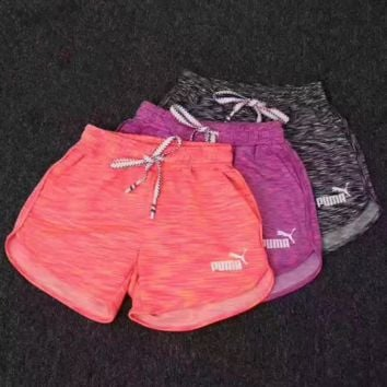 PUMA: Woman Sports Leisure Shorts