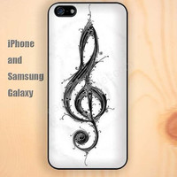 Musical notation wooden colorful iphone 6 6 plus iPhone 5 5S 5C case Samsung S3, S4,S5 case, Ipod touch Silicone Rubber Case, Phone cover
