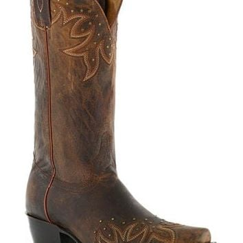 Shyanne® Women's Stud & Embroidered Western Boots