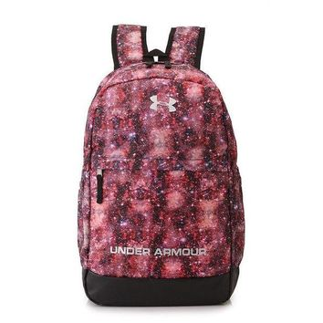 DCCKNQ2 Under Armour Fashion Canvas Shoulder Bag Travel Bag School Laptop Backpack-2
