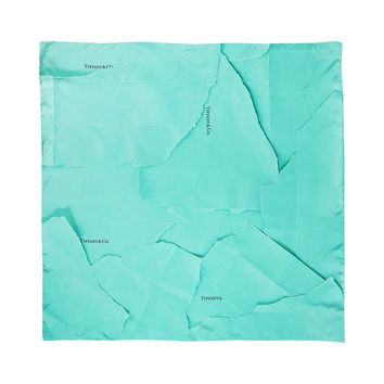 Tiffany & Co. - Torn Bag Scarf
