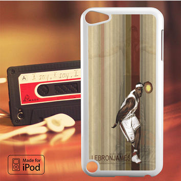 Cleveland Cavaliers Lebron James iPod Touch 4 5 6 Case