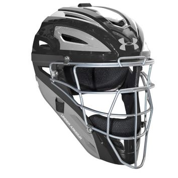 Under Armour Two-Tone Pro Head Gear Adult Catchers Helmet