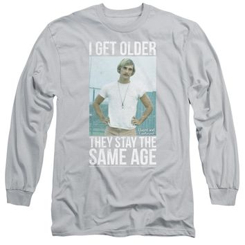 Dazed And Confused - I Get Older Long Sleeve Adult 18/1