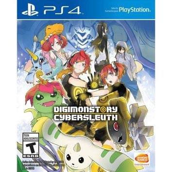 Digimon World Cyber Sleuth (PS4) - Walmart.com