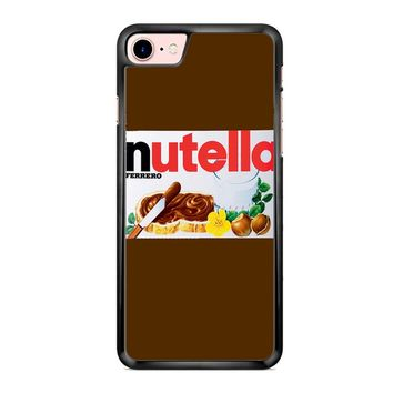 Nutella Bottle iPhone 7 Case