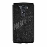 Marc Marquez On The Road Line LG G3 Case