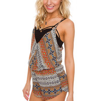 Queen Of The Desert Romper