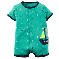 Summer Baby Boy Rompers Fashion Short Sleeve Baby Girls Clothing Sets Roupas Bebes Clothes Newborn Baby Clothes Infant Jumpsuits