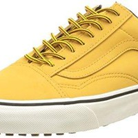 Vans Old Skool MTE Tan Skate Shoe Leather Honey Gold