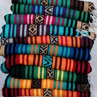 Peyote Hippie Blankets - Assorted