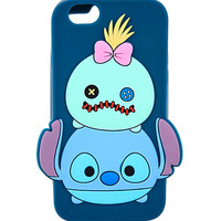Loungelfly Disney Tsum Tsum Lillo & Stitch Scrump & Stitch iPhone 6/6s Case