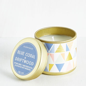 Scents and Sensibility Candle in Driftwood