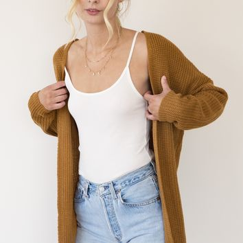 Willa Braid Cardi