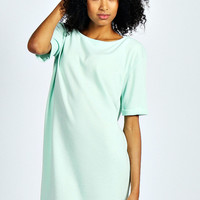 Scarlett Roll Back T-Shirt Dress