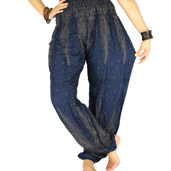 Harem pants Thai pants Hippie cloches Gypsy pants  Palazzo pants Hippie pants Elephant pants Elephant cloches