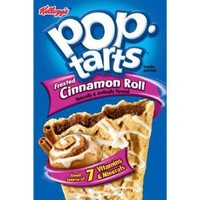 Kelloggs Pop Tart Frosted Cinnamon Roll 397g: Amazon.co.uk: Grocery
