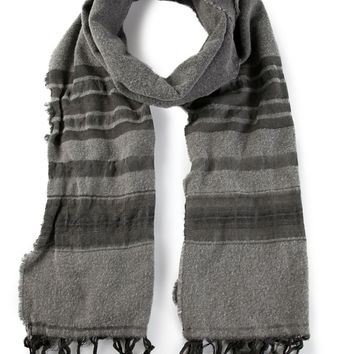 Isaac Sellam Experience fringed scarf