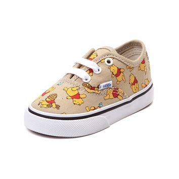 Toddler Disney x Vans Authentic Winnie the Pooh Skate Shoe