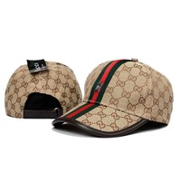 Gucci Fashion Casual Hat Cap-1
