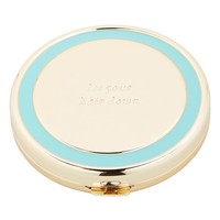 kate spade new york 'holly drive - let your hair down'' compact mirror | Nordstrom