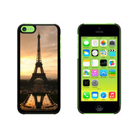 Paris - Eiffel Tower at Sunset Case for Apple iPhone 5C