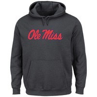 Section 101 by Majestic Ole Miss Rebels Change History Fleece Hoodie