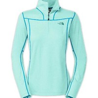 The North Face Women's Shirts & Tops WOMEN'S PARAMOUNT GRID 1/4 ZIP