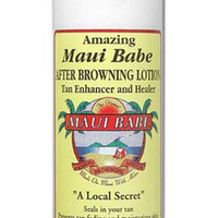 Maui Babe After Browning Lotion - 8 oz